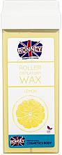 "Fragrances, Perfumes, Cosmetics Depilatory Wax in Cartridge ""Lemon"" - Ronney Wax Cartridge Lemon"