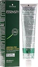 Fragrances, Perfumes, Cosmetics Care Permanent Cream Color - Schwarzkopf Professional Essensity Permanent Colour