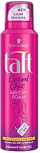 Fragrances, Perfumes, Cosmetics Styling Hair Foam - Schwarzkopf Taft Casual Chic Air-Dry Foam