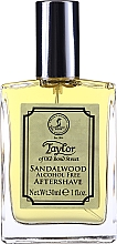 Fragrances, Perfumes, Cosmetics Taylor of Old Bond Street Sandalwood Alcohol Free Aftershave Lotion - Aftershave Lotion