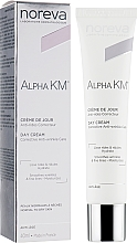 Fragrances, Perfumes, Cosmetics Anti-AgingCorrecting Cream for Normal & Dry Skin - Noreva Laboratoires Alpha KM Corrective Anti-Ageing Treatment Normal To Dry Skins