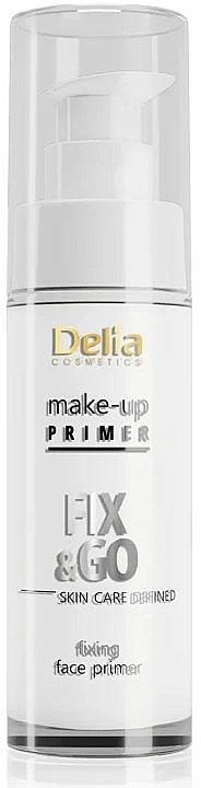 Primer - Delia Cosmetics Fix&Go Face Primer