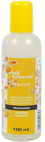 Chamomile Nail Polish Remover - Venita Camomile Nail Enamel Remover