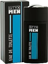 Fragrances, Perfumes, Cosmetics Styx Naturcosmetic Men - Eau de Toilette