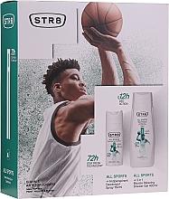 Fragrances, Perfumes, Cosmetics STR8 All Sport - Set (deo/150ml + sh/gel/400ml)