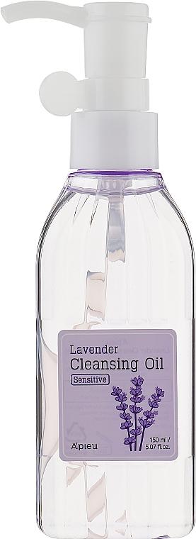 Cleansing Lavender Oil - A'pieu Lavender Cleansing Oil — photo N2
