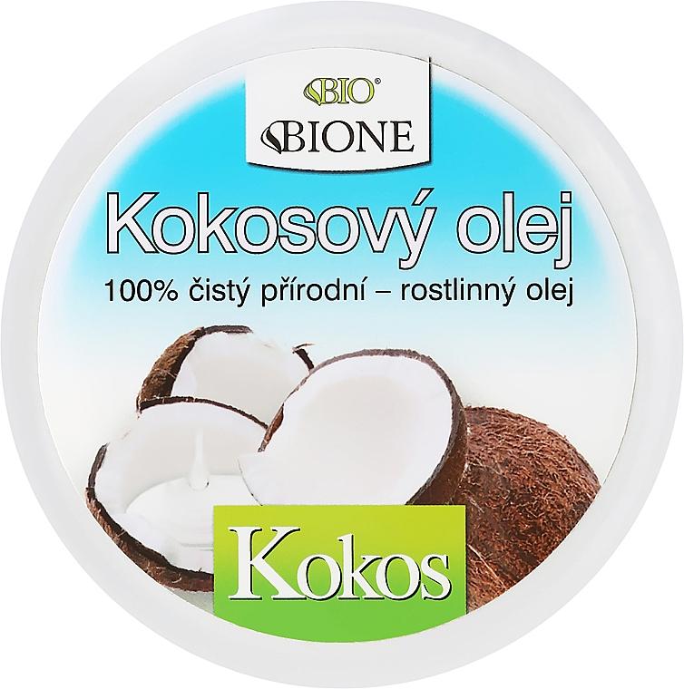 Coconut Oil - Bione Cosmetics Coconut Oil