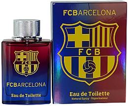 Fragrances, Perfumes, Cosmetics Air-Val International FC Barcelona - Eau de Toilette