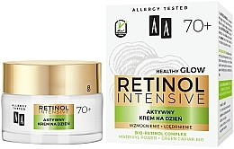 "Fragrances, Perfumes, Cosmetics Active Face Day Cream ""Firming"" - AA Retinol Intensive 70+ Cream"