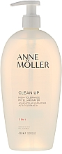 Fragrances, Perfumes, Cosmetics 3-in-1 Cleansing Micellar Water - Anne Moller Clean Up Sensitive eau micellaire 3 en 1