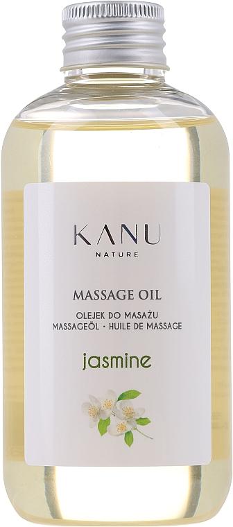 "Massage Oil ""Jasmine"" - Kanu Nature Jasmine Massage Oil"
