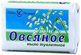 """Fragrances, Perfumes, Cosmetics Toilet Soap """"Oat"""" - Nevskaya kosmetika"""