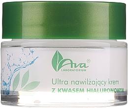Fragrances, Perfumes, Cosmetics Hyaluronic Acid Ultra-Moisturizing Cream - AVA Laboratorium Ultra Moisturizing Hyaluronic Cream