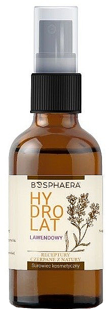 "Hydrolat ""Lavender"" - Bosphaera Hydrolat"