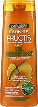 Fragrances, Perfumes, Cosmetics 2-in-1 Dry & Brittle Hair Shampoo - Garnier Fructis Oil Repair 3 Shampoo