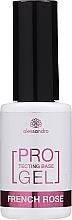 Fragrances, Perfumes, Cosmetics Strengthening Base Coat - Alessandro International Protectig Base Gel French Rose