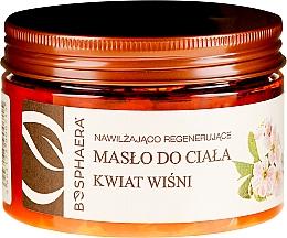 "Fragrances, Perfumes, Cosmetics Moisturizing and Regenerating Body Oil ""Cherry Blossom"" - Bosphaera"