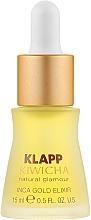 "Fragrances, Perfumes, Cosmetics Face Elixir ""Inca Gold"" - Klapp Kiwicha Inca Gold Elixir"