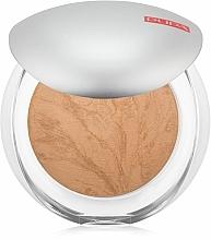 Fragrances, Perfumes, Cosmetics Compact BakedFace Powder - Pupa Luminys Silky Baked Face Powder