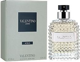 Fragrances, Perfumes, Cosmetics Valentino Valentino Uomo Acqua - Eau de Toilette