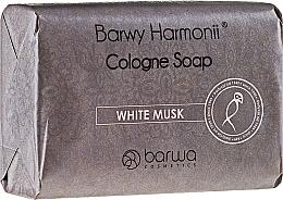 Fragrances, Perfumes, Cosmetics White Musk Extract - Barwa Harmony White Musk Soap