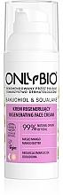 Fragrances, Perfumes, Cosmetics Repair Face Cream - Only Bio Bakuchiol & Squalane Regenerating Cream