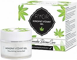 Fragrances, Perfumes, Cosmetics Hemp Face Gel - Ryor Cannabis Derma Care