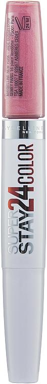 "Long-Lasting Liquid Lipstick - Maybelline New York ""Super Stay 24H Color"""