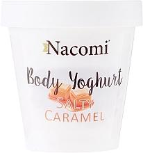 """Fragrances, Perfumes, Cosmetics Body Jogurt """"Salt Caramel"""" - Nacomi Body Jogurt Salt Caramel"""
