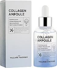 Fragrances, Perfumes, Cosmetics Ampoule Serum - Village 11 Factory Collagen Ampoule