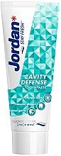 Fragrances, Perfumes, Cosmetics Cavity Defense Toothpaste - Jordan Stay Fresh Cavity Defense