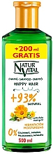 Fragrances, Perfumes, Cosmetics Moisturizing Shampoo - Natur Vital Happy Hair Moisturising Shampoo