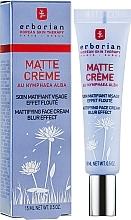 Fragrances, Perfumes, Cosmetics Mattifying Face Cream - Erborian Matt Cream