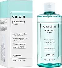 Fragrances, Perfumes, Cosmetics Hypoallergenic Balancing Toner - A-True Origin pH Balancing Toner