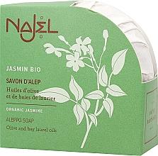 Fragrances, Perfumes, Cosmetics Jasmine Extract Soap - Najel Jasmin Aleppo Soap