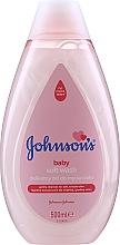 "Fragrances, Perfumes, Cosmetics Wash Gel ""Soft Cleansing"" - Johnson's Baby Soft Wash Gel"