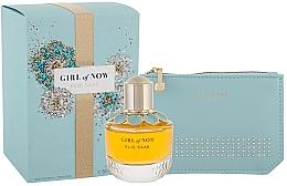 Fragrances, Perfumes, Cosmetics Elie Saab Girl of Now - Set (edp/50ml + bag)