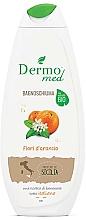 Fragrances, Perfumes, Cosmetics Orange Blossom Shower Gel - Dermomed Bath Foam Fiori D'Arancio