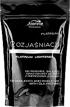 Fragrances, Perfumes, Cosmetics Hair Lightener Platinum - Joanna Professional Lightener (sachet)