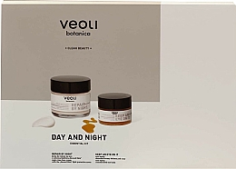 Fragrances, Perfumes, Cosmetics Set - Veoli Botanica Day And Night (cr/60ml + eye/cr/15ml)
