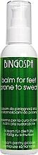 Fragrances, Perfumes, Cosmetics Foot Prone to Sweat Balm - BingoSpa Balm For Feet Prone To Sweat