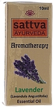 "Fragrances, Perfumes, Cosmetics Essential Oil ""Lavender"" - Sattva Ayurveda Lavender Essential Oil"