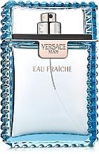 Fragrances, Perfumes, Cosmetics Versace Man Eau Fraiche - Eau de Toilette