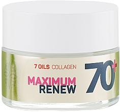 """Fragrances, Perfumes, Cosmetics Repair Anti-Wrinkle Cream 70+ """"Collagen + 7 Oils"""" - Vollare Cosmetics Age Creator"""