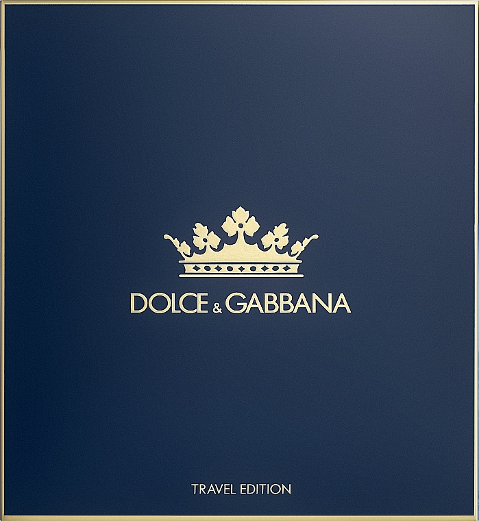 Dolce&Gabbana K by Dolce&Gabbana - Set (edt/100ml + deo/stick/75ml)  — photo N2