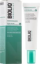 Fragrances, Perfumes, Cosmetics Acne Marks Removal Night Cream - Bioliq Specialist Acne Marks Removal Night Cream