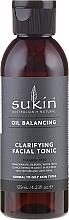 Fragrances, Perfumes, Cosmetics Cleansing Face Tonic - Sukin Oil Balancing Clarifying Facial Tonic