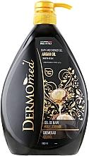 Fragrances, Perfumes, Cosmetics Argan Shower Gel & Bath - Dermomed Bath And Shower Gel Argan Oil