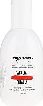 Fragrances, Perfumes, Cosmetics Moisturizing Lingonberry & Rosemary Hair Conditioner - Uoga Uoga Moisturising Hair Conditioner