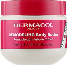 Fragrances, Perfumes, Cosmetics Body Butter with Remodeling Effect - Dermacol Remodeling Body Butter